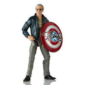 Marvel Legends 80th Anniversary Stan Lee Action Figure