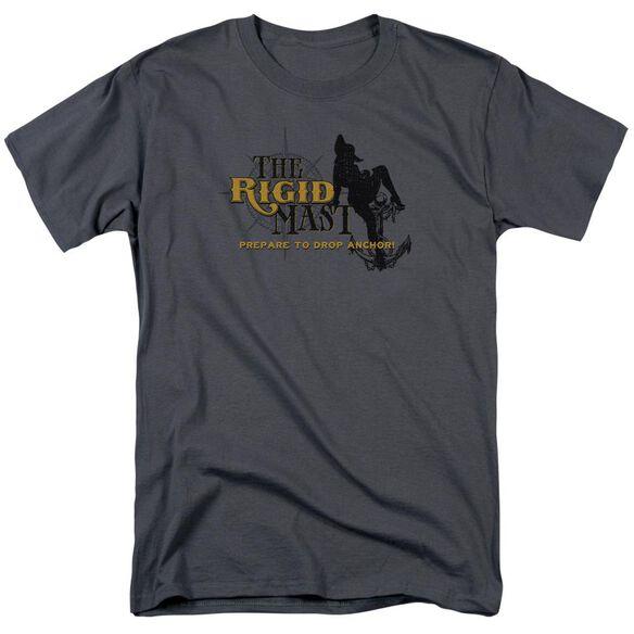 The Rigid Mast Short Sleeve Adult T-Shirt