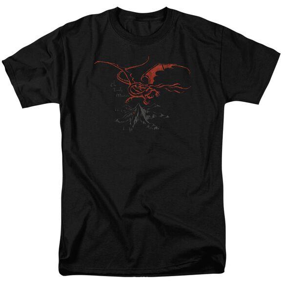The Hobbit Smaug Short Sleeve Adult T-Shirt
