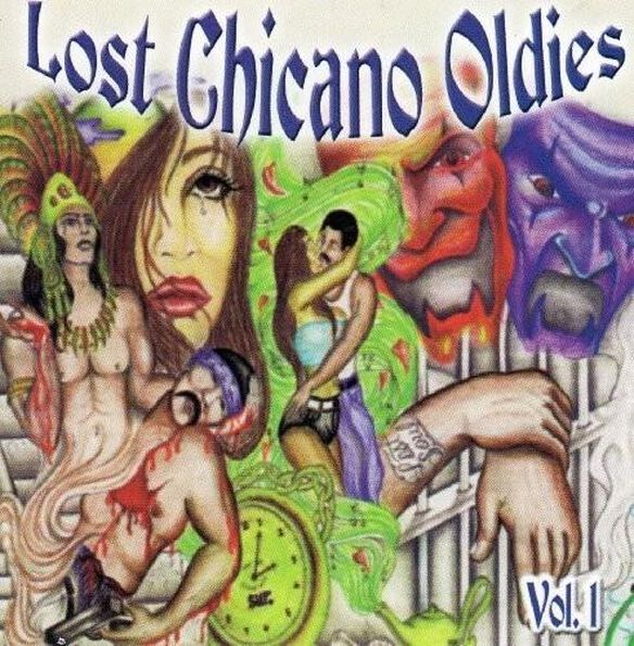 Lost Chicano Oldies 1 (13 Cuts) / Various