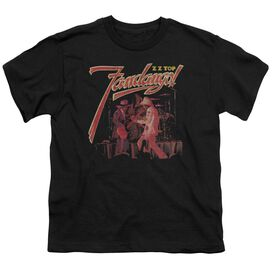 Zz Top Fandango Short Sleeve Youth T-Shirt