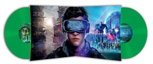 Alan Silvestri - Ready Player One Original Motion Picture Soundtrack [Exclusive Green Vinyl)