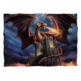 Anne Stokes Dragons Fury Pillow Case