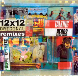 Talking Heads - 12 X 12 Original Remixes
