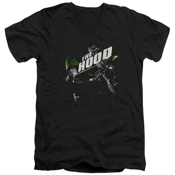 Arrow Take Aim Short Sleeve Adult V Neck T-Shirt