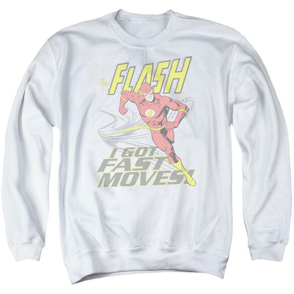 Dco Fast Moves Adult Crewneck Sweatshirt
