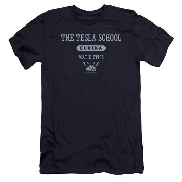 Eureka Tesla School Premuim Canvas Adult Slim Fit