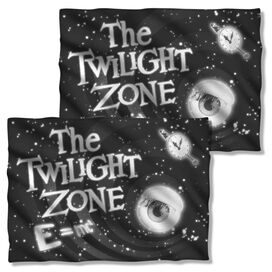 Twilight Zone Another Dimension (Front Back Print) Pillow Case