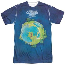 Yes Fragile Short Sleeve Adult Poly Crew T-Shirt