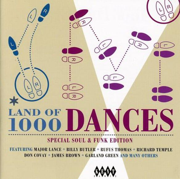 Land Of 1000 Dances Speci