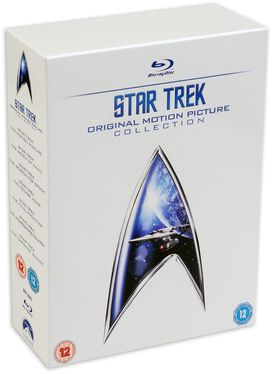 Star Trek Original Motion Picture 6-Film Collection [Blu-ray]