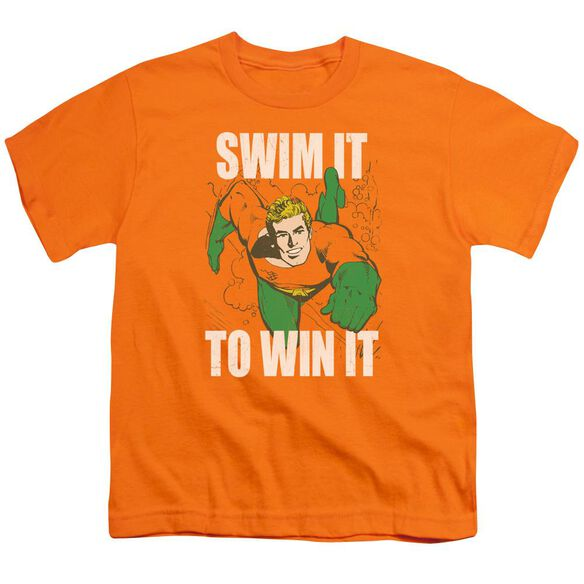 Dc Swim It Short Sleeve Youth T-Shirt