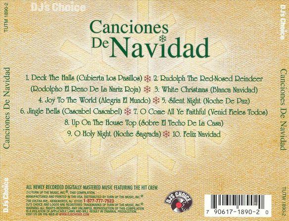 Caniones De Navidad