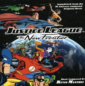 Kevin Manthei - Justice League: The New Frontier [Original Soundtrack]