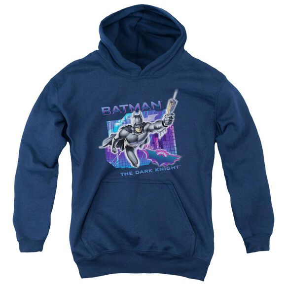 Dark Knight Knight Mission Youth Pull Over Hoodie
