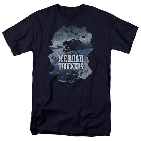 Ice Road Truckers Ice Road Short Sleeve Adult T-Shirt