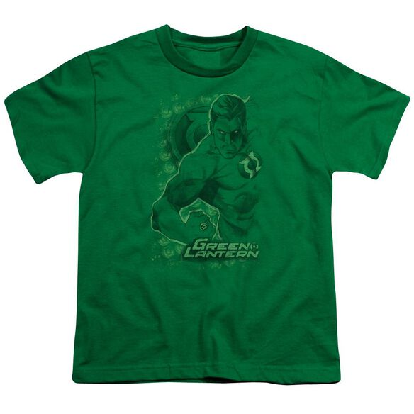 Dc Pencil Energy Short Sleeve Youth Kelly T-Shirt