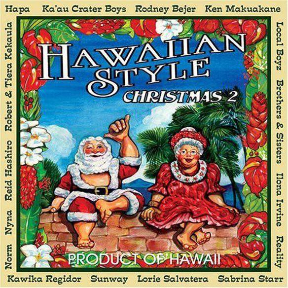 Hawaiian Style Christmas 2 / Various