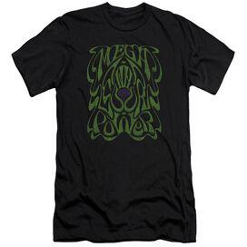WARHEAD OUR POWER-PREMUIM CANVAS ADULT SLIM T-Shirt