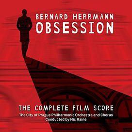 Bernard Herrmann: - Obsession (Original Motion Picture Soundtrack)