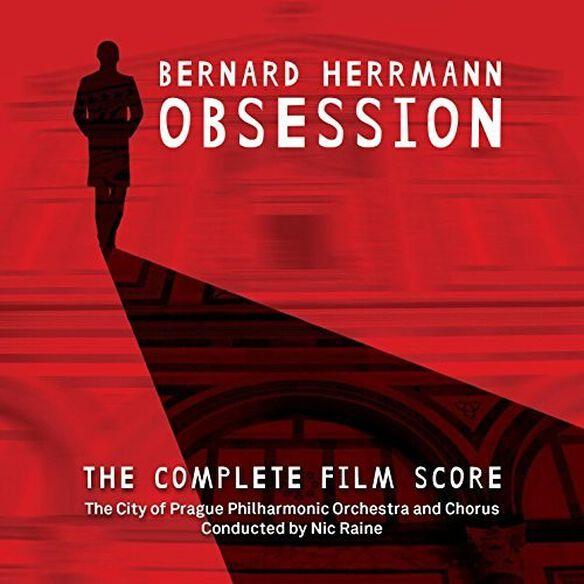 Bernard Herrmann: Obsession/ O.S.T. - Obsession (Original Soundtrack)