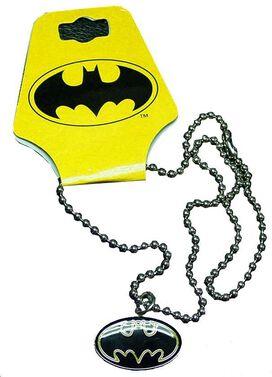Batman Necklaces