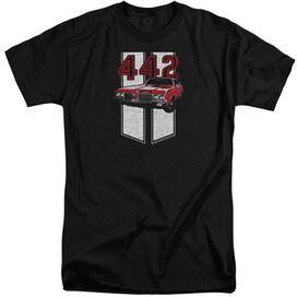 Oldsmobile 442 Short Sleeve Adult Tall T-Shirt