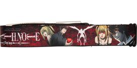 Death Note Misa and Light Seatbelt Mesh Belt