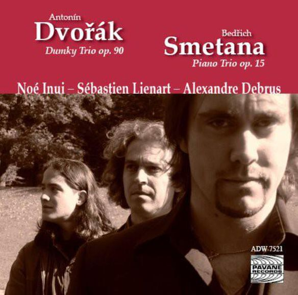 Piano/ Smetana/ Lienart/ Inui/ Deburs - Piano Trios