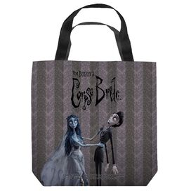 Corpse Bride Bride And Groom Tote