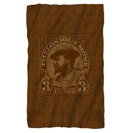 Thelonious Monk Unique Fleece Blanket
