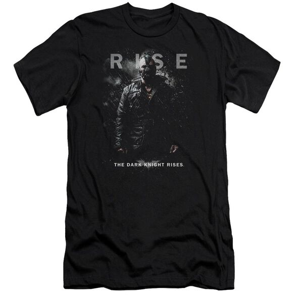 Dark Knight Rises Bane Rise Short Sleeve Adult T-Shirt