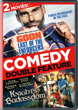 Comedy Double Feature: Goon: Last of the Enforcers / Knights of Badassdom