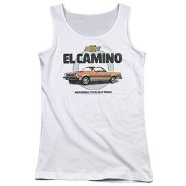 Chevrolet Also A Truck Juniors Tank Top