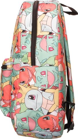Pokemon Starters All Over Sublimated Backpack