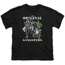 Dc Original Gangsters Short Sleeve Youth T-Shirt