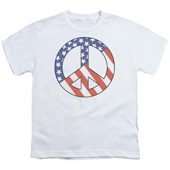 Patriot Peace Short Sleeve Youth T-Shirt