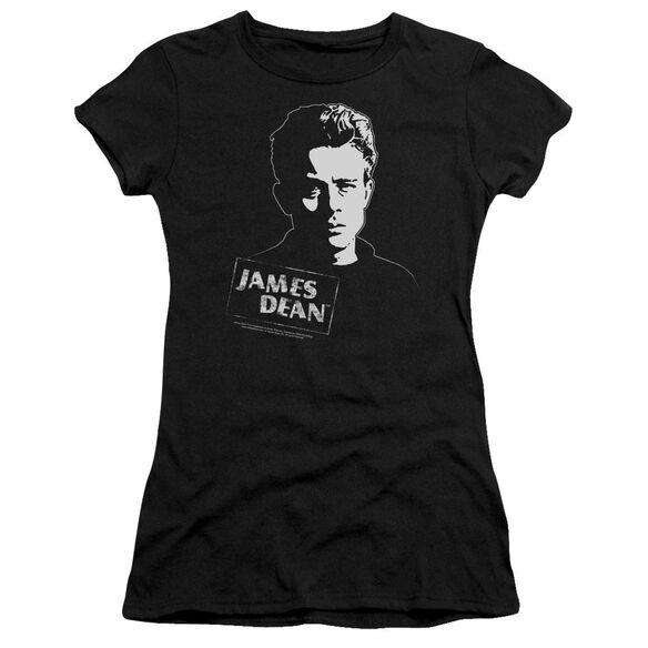 Dean Intense Stare Short Sleeve Junior Sheer T-Shirt