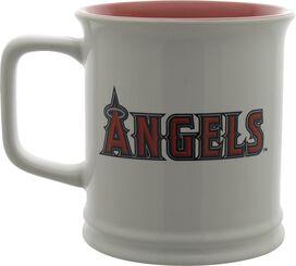 Los Angeles Angels Logo Molded Mug