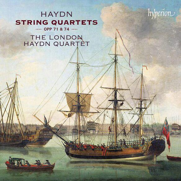 Haydn - HAYDN: String Quartets 71 & 74