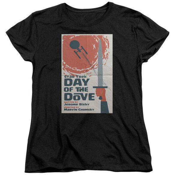 Star Trek Tos Episode 62 Short Sleeve Womens Tee T-Shirt