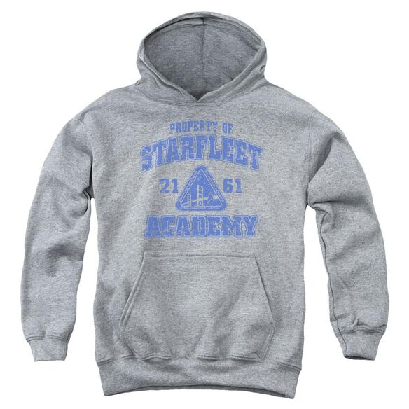 Star Trek Old School Youth Pull Over Hoodie