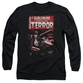 Zenoscope Terror Cover Long Sleeve Adult T-Shirt