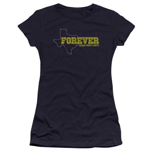 Friday Night Lights Texas Forever Premium Bella Junior Sheer Jersey