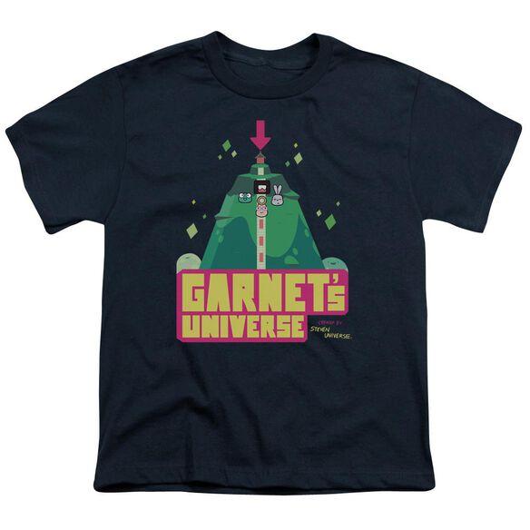 Steven Universe Garnet's Universe Short Sleeve Youth T-Shirt