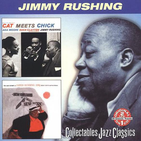 Cat Meets Chick / Jazz Odyssey James Rushing Esq