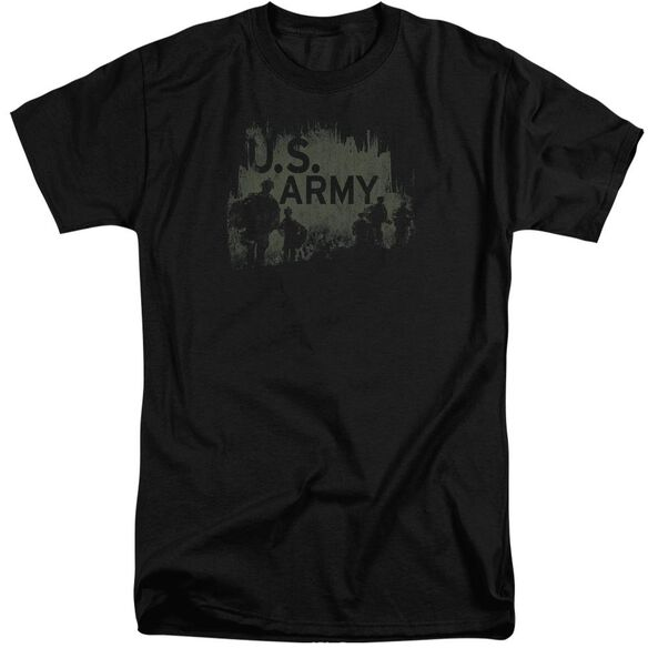 Army Soilders Short Sleeve Adult Tall T-Shirt