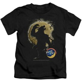 Moon Pie Howling Moon Pie Short Sleeve Juvenile T-Shirt