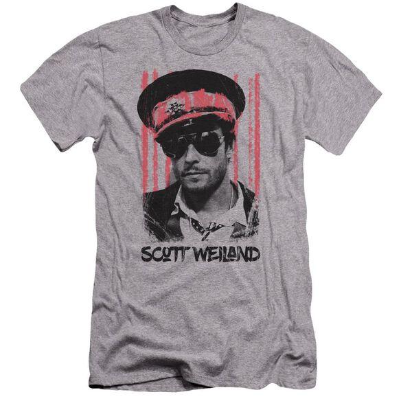Scott Weiland Black Hat Premuim Canvas Adult Slim Fit Athletic