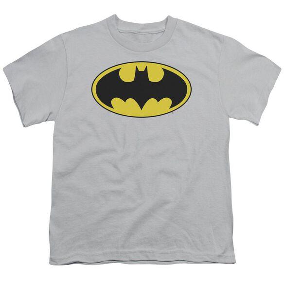 Dc Batman Logo Short Sleeve Youth T-Shirt
